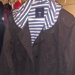 Gap Jacket with Hood